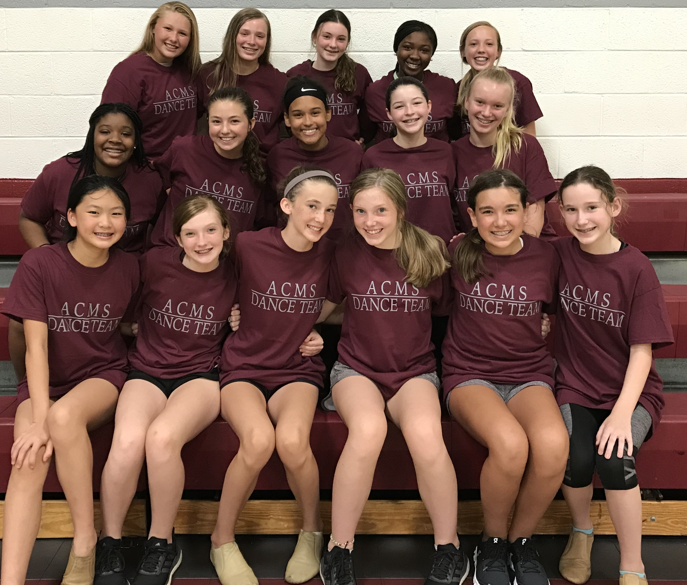 ACMS Dance Team Camp Fee
