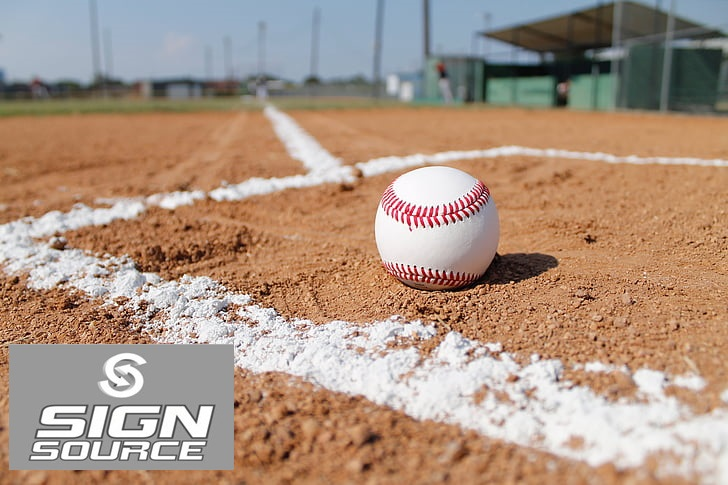 2021 BRHS/ACMS Baseball Diamond Club Sign Sponsorship - Triple Sponsor - R Jones / Brooks  (Non-Refundable)